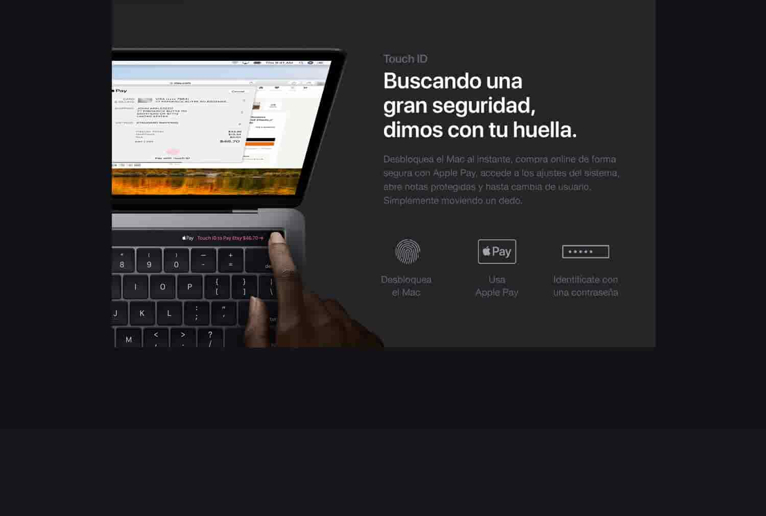 Apple MacBook Pro - Ordenador portátil de 15