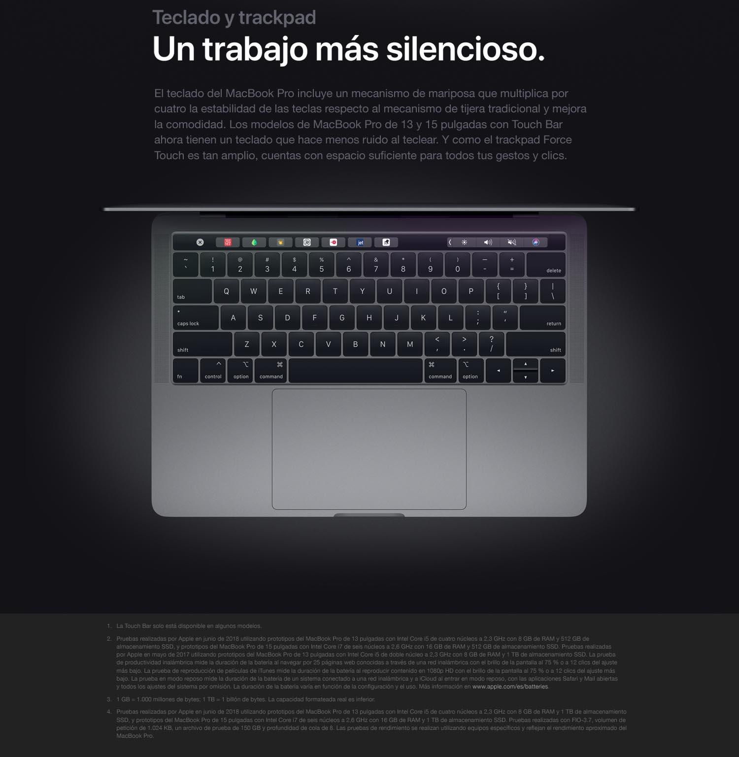 Compara con otros productos de Apple MacBook