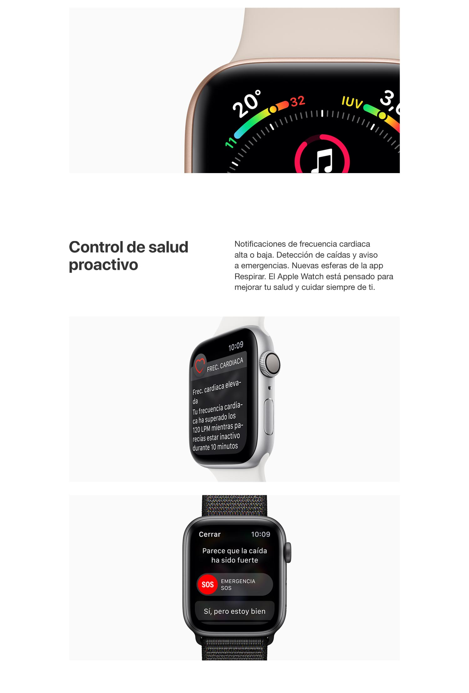 Compare Productos de Apple Watch