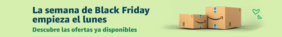 Cuenta atrás de la semana de Black Friday