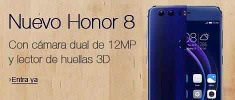 Nuevo Honor 8