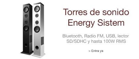 Torres de sonido Energy Sistem