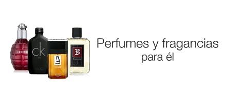 Perfumes y fragancias para él