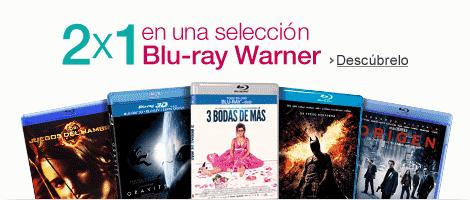 2x1 en Blu-ray Warner