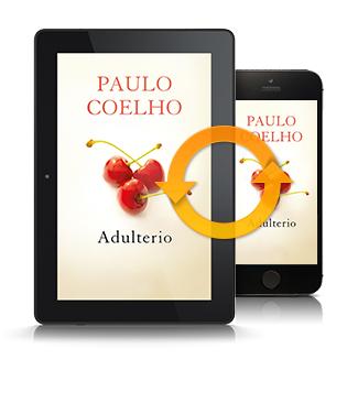 Aplicación Kindle mostrándose en una tableta y un teléfono móvil demostrando la sincronización de los textos al avanzar en su lectura.
