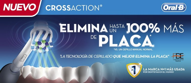 CrossAction Oral-B