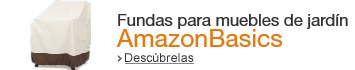 AmazonBasics Fundas de jardín