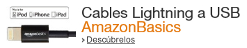 Cable Lightning AmazonBasics