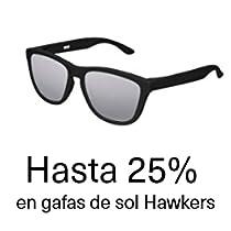 Hasta -25% en gafas de sol Hawkers
