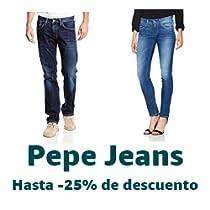 Hasta el -25% de la marca Pepe Jeans