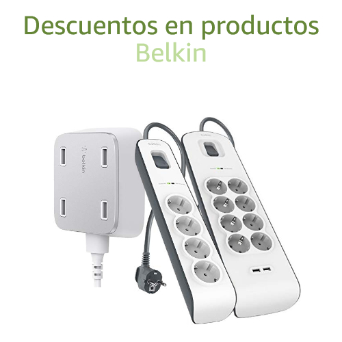 Productos Belkin en Gaming Week