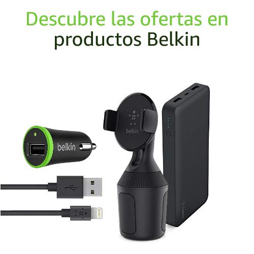Descubre las ofertas en productos Belkin
