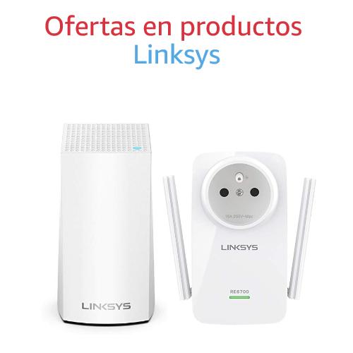 Ofertas en productos Linksys