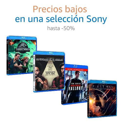 Promoción mid season Sony