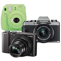 Hasta 45% de descuento en Instax, Panasonic, Fujifilm y Olympus