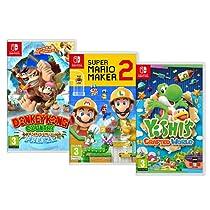 3x2 en una selección de juegos de Nintendo Switch para Clientes Prime