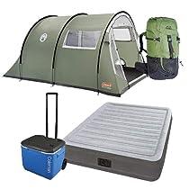 Hasta 40% de descuento en productos de camping y senderismo