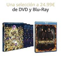 Selección de DVD y Blu-Ray a 24.99€