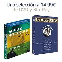 Selección de DVD y Blu-Ray a 14.99€