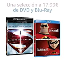 Selección de DVD y Blu-Ray a 17.99€