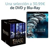 Selección de DVD y Blu-Ray a 30.99€