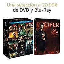 Selección de DVD y Blu-Ray a 20.99€