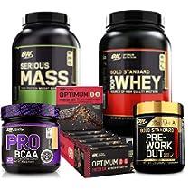 Hasta un -40% en una selección de Optimum Nutrition Proteína, Pre-Entreno, BCAA y más productos