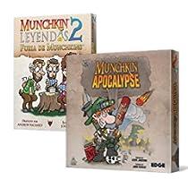 Ahorra en juegos de Munchkin