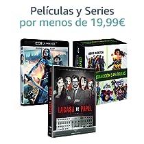 Películas y Series por menos de 19,99€