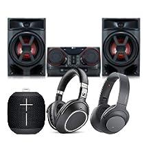 -40% en productos de Electrónica: auriculares, altavoces, radios, pilas y más