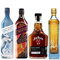 Descuentos en Bebidas Espirituosas en marcas como: Johnnie Walker, Botrán o Connemara