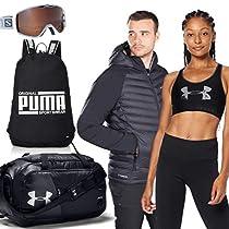 Hasta un 40% en una selección de ropa y equipamiento deportivo