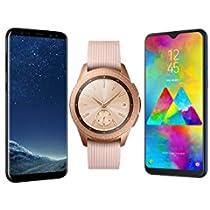 Descubre los descuentos en smartphones y smartwatches Samsung