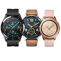 Descubre las ofertas en smartwatches y smartbands de Samsung y Huawei