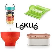 Hasta -40% en productos Lékué: cocina fácil y saludable