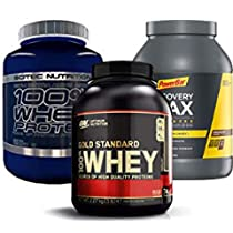 Hasta un -50% en Nutrición Deportiva (Optimum Nutrition, Scitec, Weider, Power Bar y Colnatur)