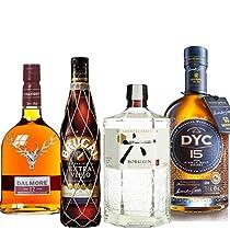Hasta -25% en Bebidas Espirituosas y Cervezas en marcas como: DYC, Brugal, Roku o Dalmore