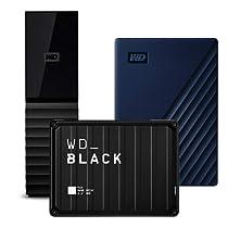 Descubre todas las ofertas en productos de almacenamiento Western Digital