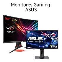 Monitores Gaming Asus en promoción