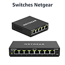 Ahorra en Netgear Switch GS308E y GS305E
