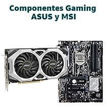 Componentes Gaming en promoción