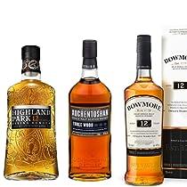 Ahorra en la compra de Bebidas Espirituosas en marcas como Glenrothes, Bowmore o Highland Park