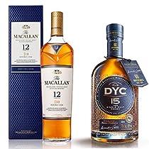 Ahorra en la compra de Bebidas Espirituosas en marcas como Macallan o DYC