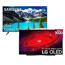 Hasta -30% en TVs: Samsung, LG, Hisense, Philips y más