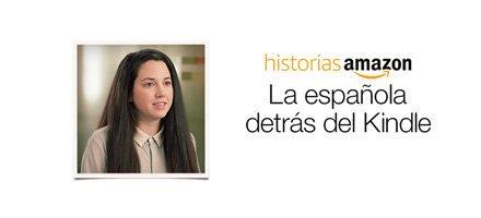 La española detrás del Kindle
