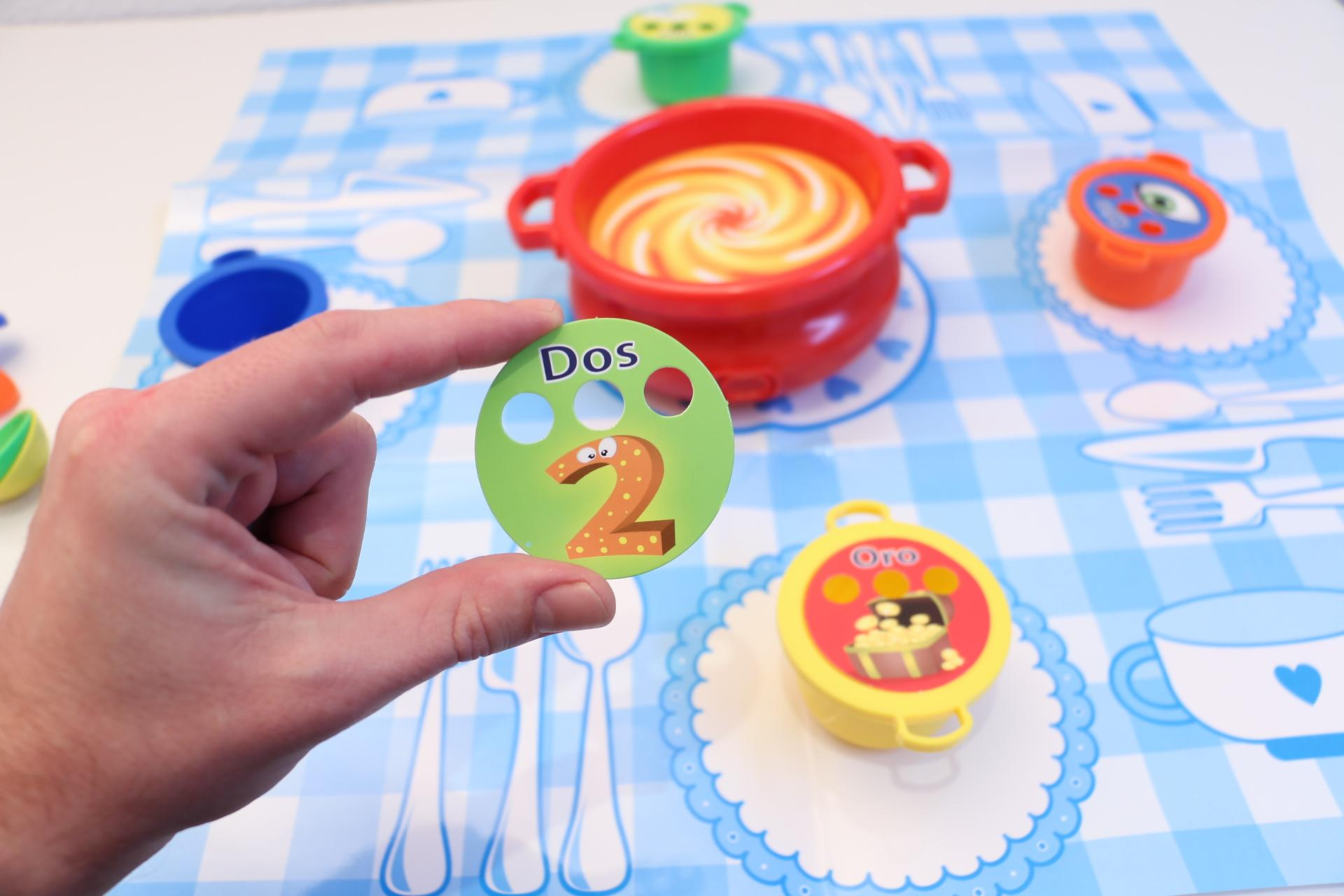 Falomir Sopa Con Letras 24002 Amazon Es Juguetes Y Juegos