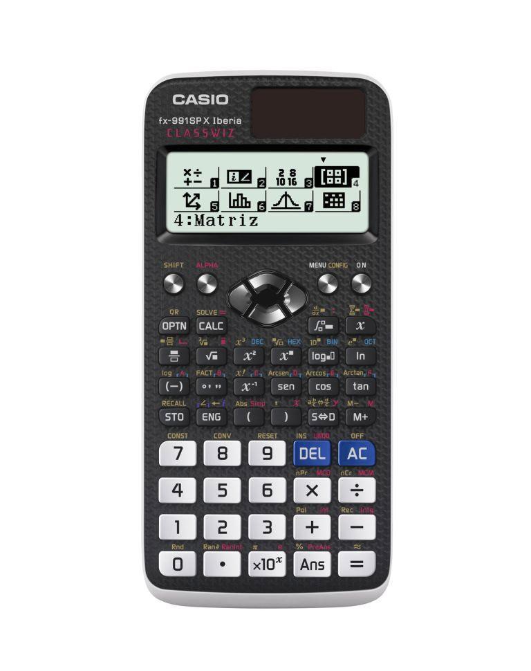 a98ccc76a351 CASIO FX - Calculadora científica  Amazon.es  Oficina y papelería