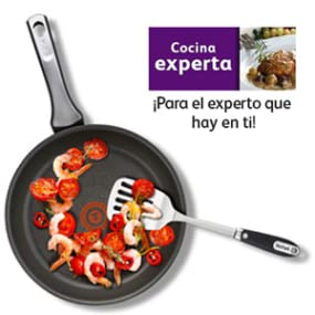 Tefal expertise pack de 3 sartenes 21 24 26 cm for Menaje de cocina definicion