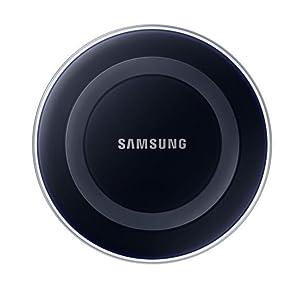 Samsung Wireless Charger - Cargador inalámbrico, color negro- Versión Extranjera