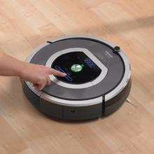 robot aspirador facil uso suelo limpio